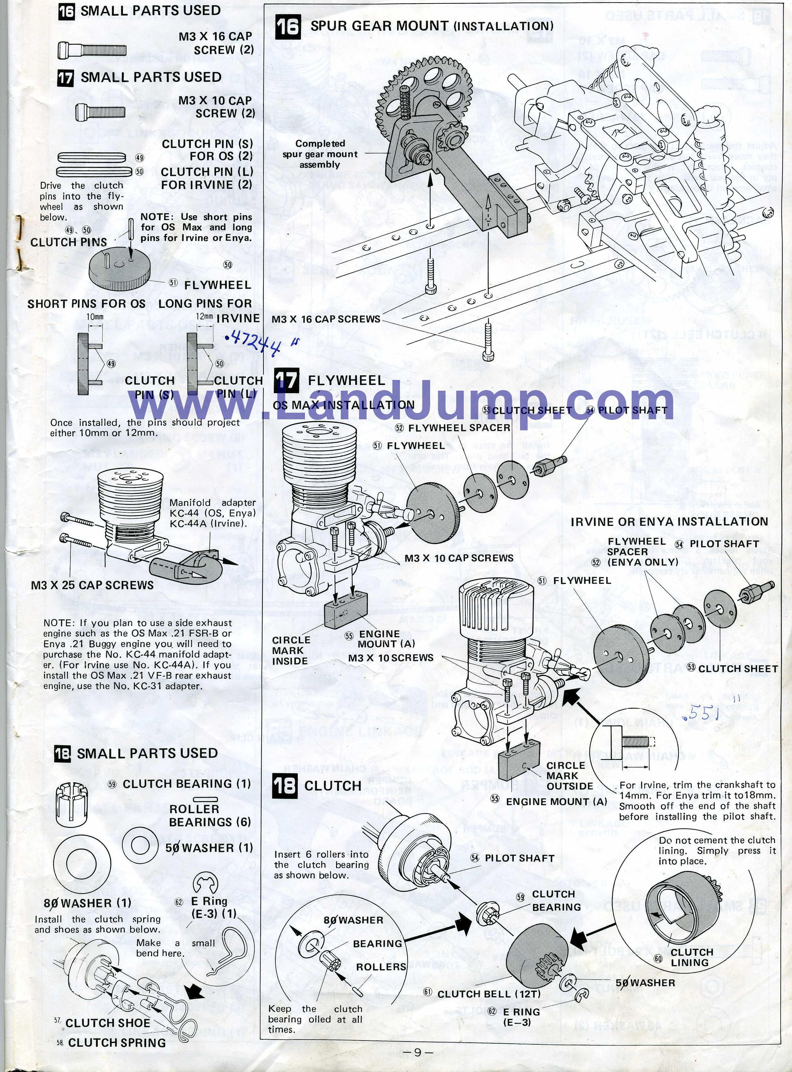 revo rc truck electric diagram